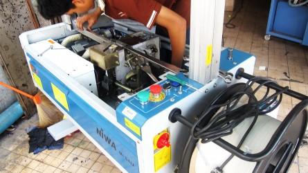 ซ่อมเครื่องรัดกล่องอัตโนมัติ